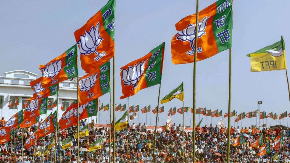 BJP is expected to contest Maharashtra assembly polls in alliance with Shiv Sena (Image: PTI File)