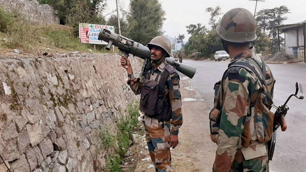 Encounter in Jammu and Kashmir's Ganderbal (File/Representational Image)