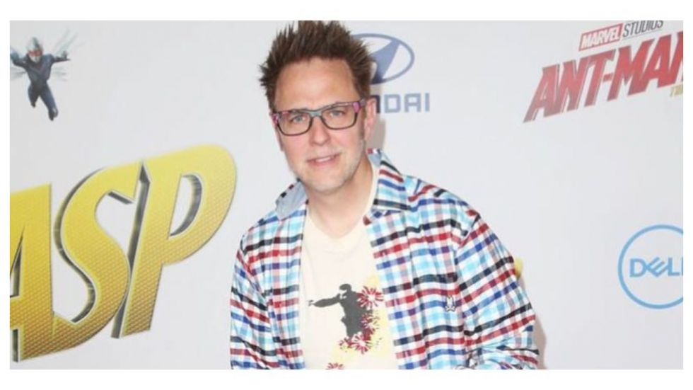 James Gunn To Start Work on 'Guardians Of The Galaxy Vol 3' (Photo: Instagram)