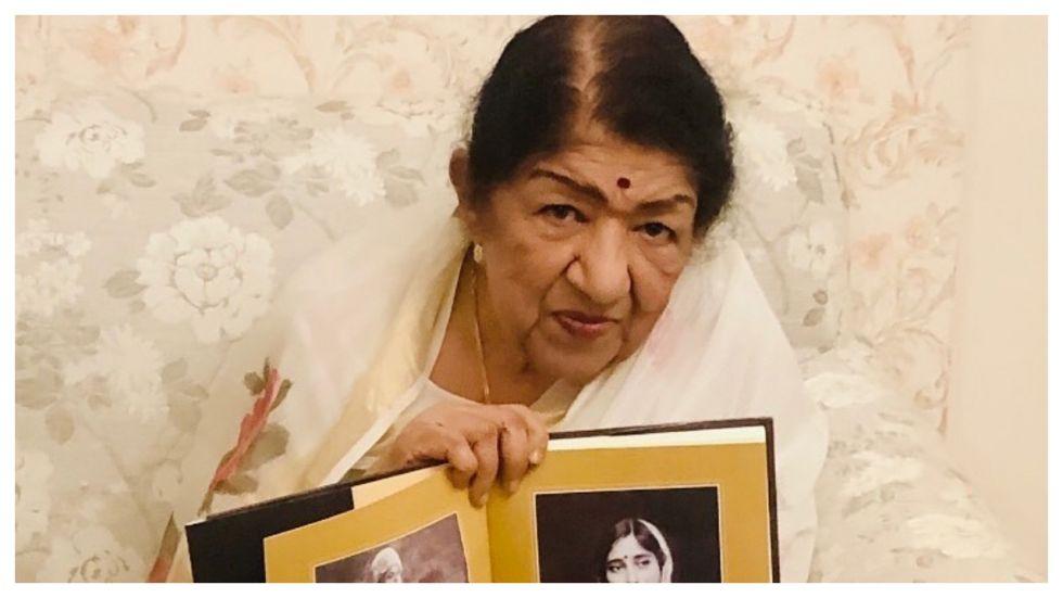 Lata Mangeshkar Makes Her Instagram Debut (Photo: Instagram)