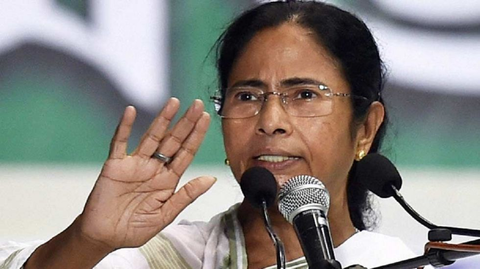West Bengal Chief Minister Mamata Banerjee. (File)