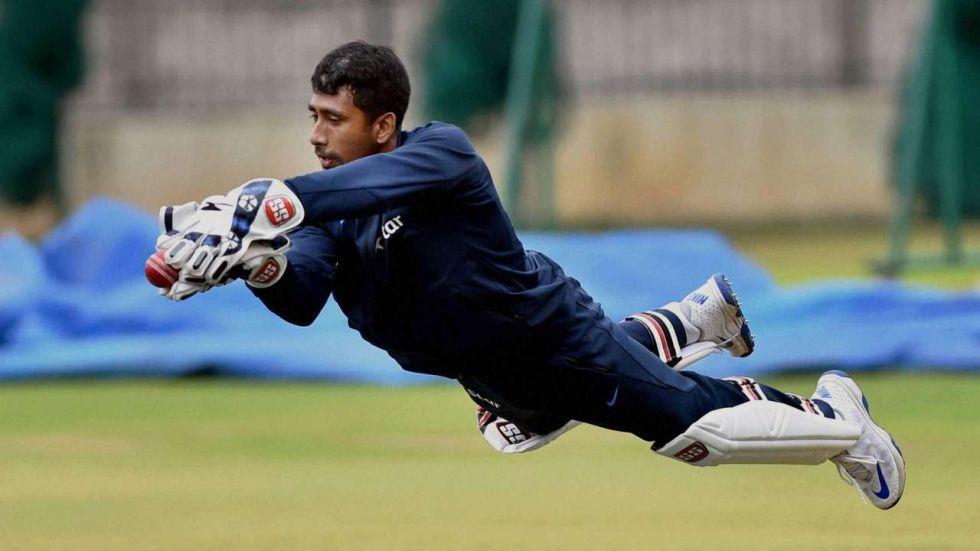 Wriddhiman Saha will play his first international match since January 2018 (Image: PTI)