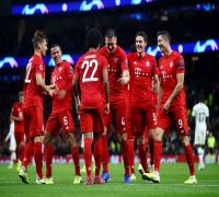 Bayern Munich Thrash Tottenham Hotspur 7-2 In UEFA Champions League Clash