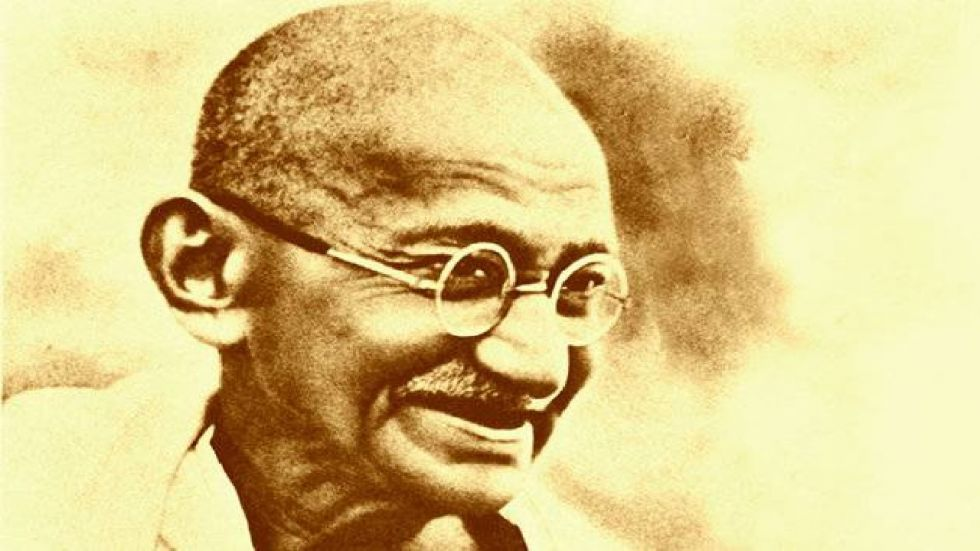 Mahatma Gandhi played a pivotal role in spearheading India's independence movement