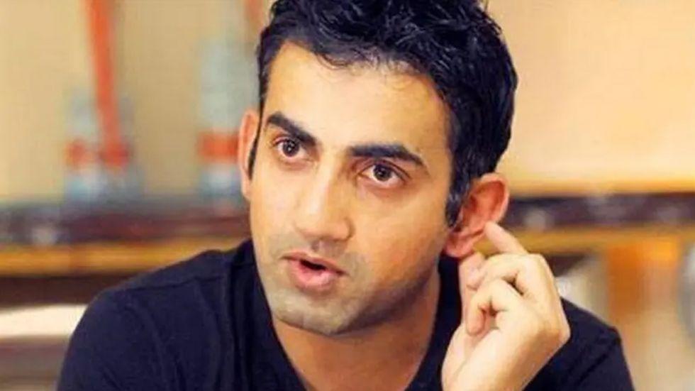 Cricketer-turned-politician Gautam Gambhir (PTI)