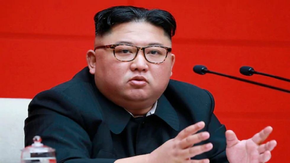 Leader of North Korea Kim Jong-un (File)