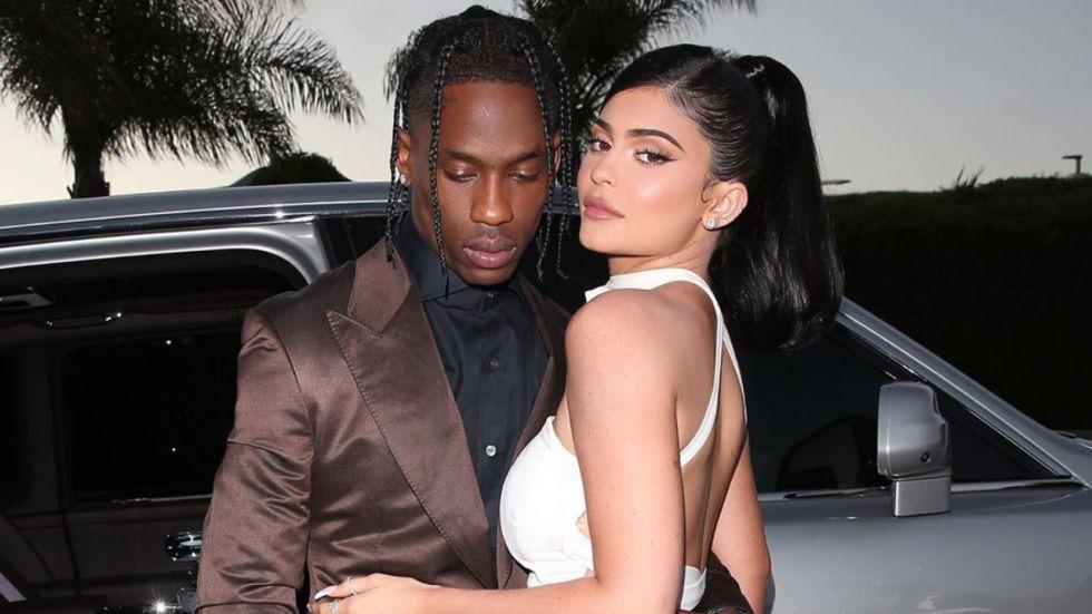 Kylie Jenner, Travis Scott 'Taking Some Time Apart'. (Image: Instagram)