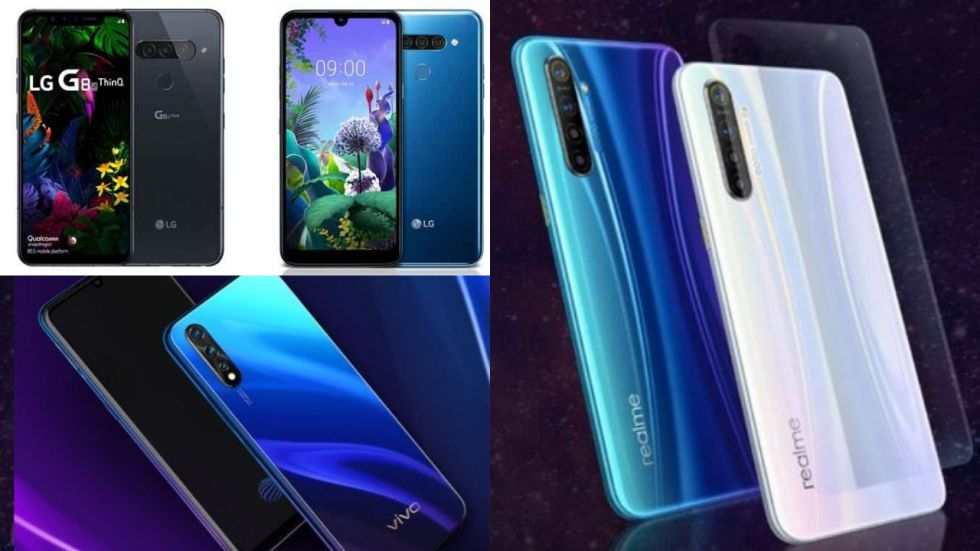 LG Q60 Vs Vivo Z1x Vs Realme X: Comparison (File Photo)