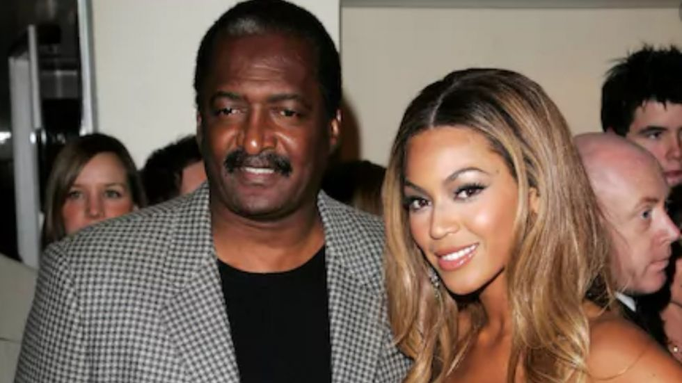 Beyonce's Father Mathew Knowles Diagnosed With Breast Cancer. (Image: Twitter)