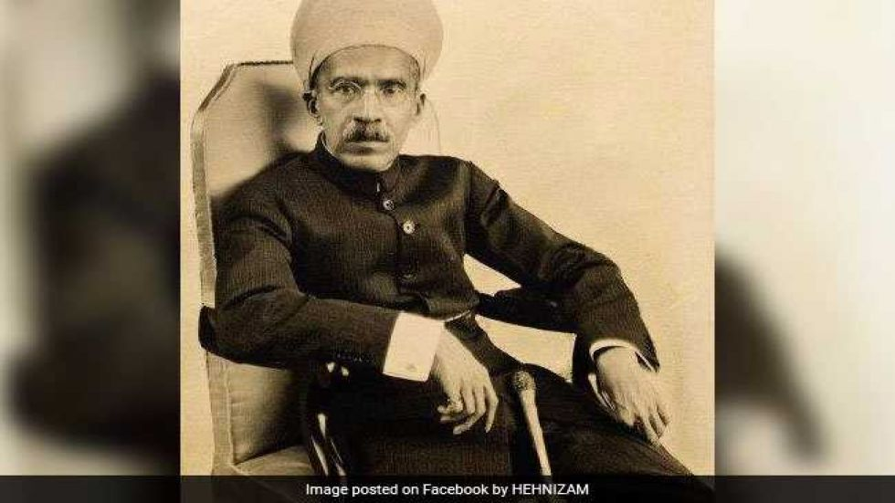 Mir Osman Ali Khan was the last Nizam of Hyderabad.(File)