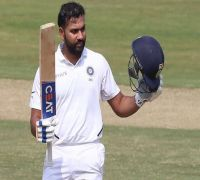 Rohit Sharma's Century On First Day In Vizag Test Equals This Feat By Sir Don Bradman