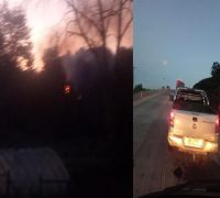 Mysterious Fireballs Crash-Landed In Chile: Were They Meteors? Find Here