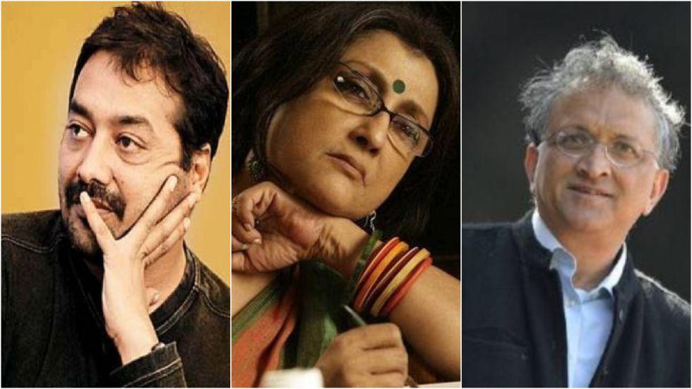 FIR was lodged against 50 celebrities, including Anurag Kashyap, Ramchandra Guha, Mani Ratnam and Aparna Sen.