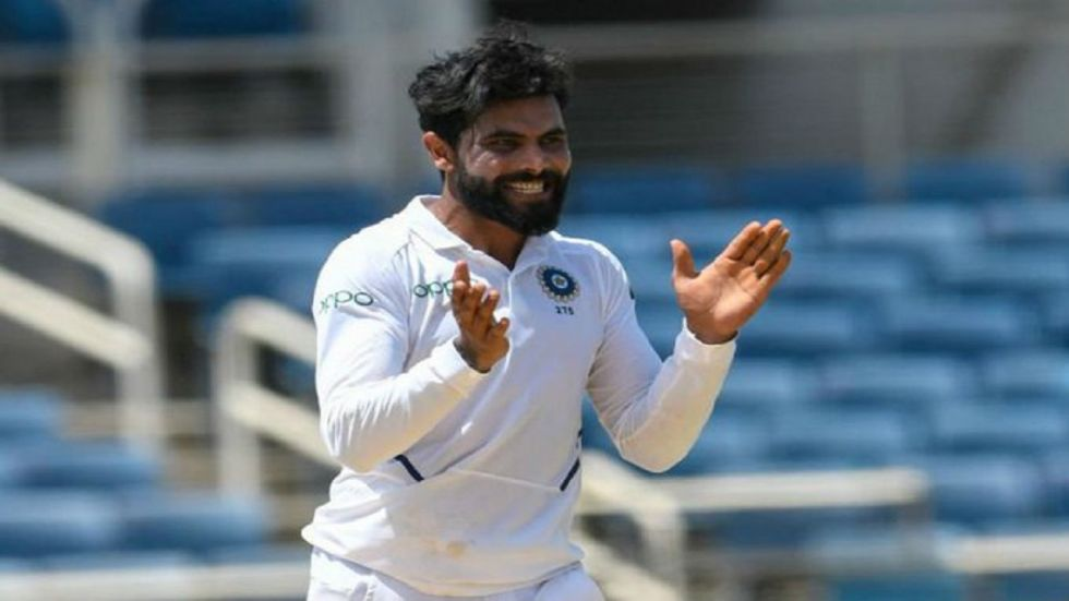 Ravindra Jadeja became the second-quickest Indian bowler to take 200 wickets in Tests.