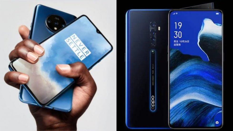 OnePlus 7T Vs Oppo Reno 2: Specs, Features, Price Compared