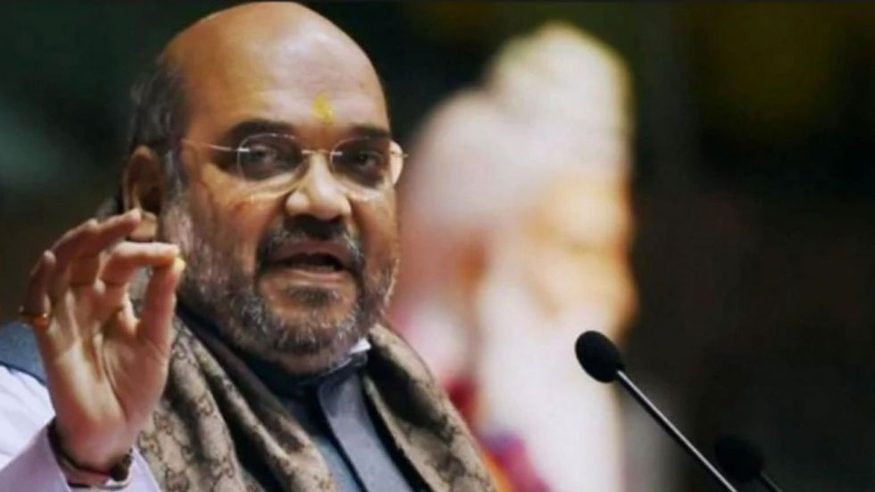 Amit Shah assured Chief Minister Zoramthanga of working towards the development of the state.
