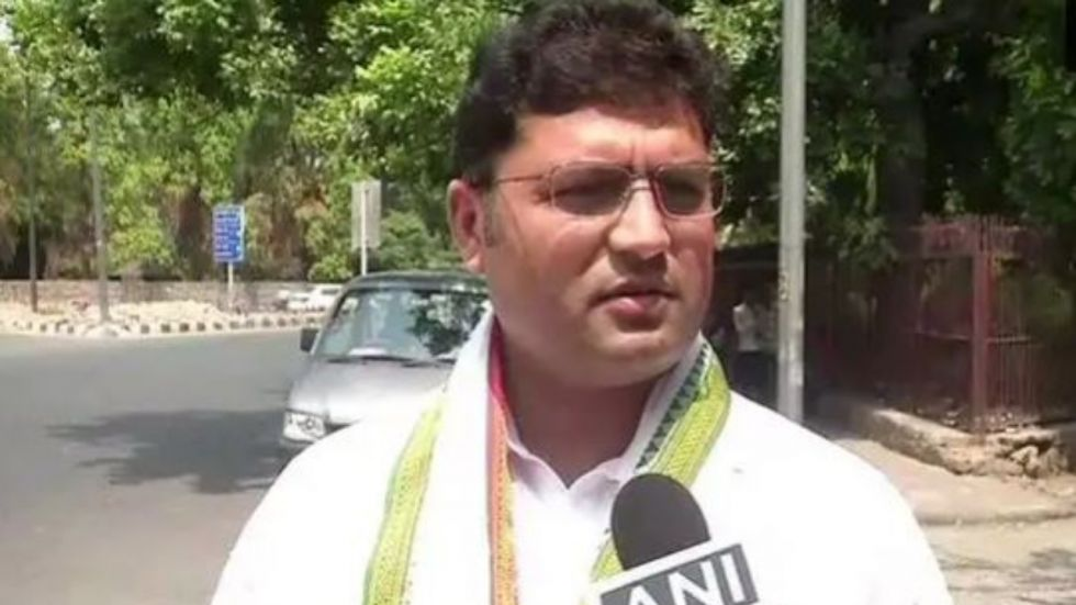 Ashok Tanwar was not given ticket by Congress for this election