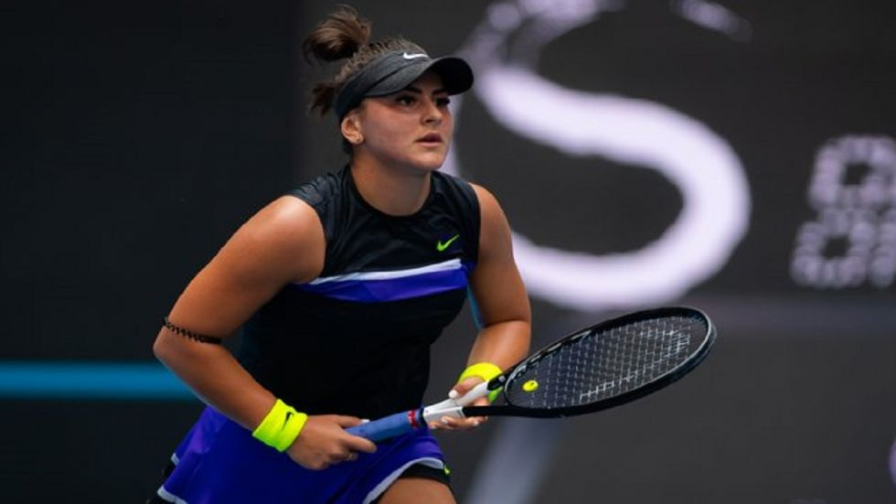 Naomi Osaka got the better of Bianca Andreescu in the Beijing Open, with both players touted to be the future of Women's Tennis.