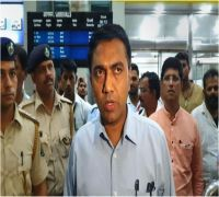 Goa CM Pramod Sawant Comes To Rescue Of Injured Tourist, Takes Her To Hospital