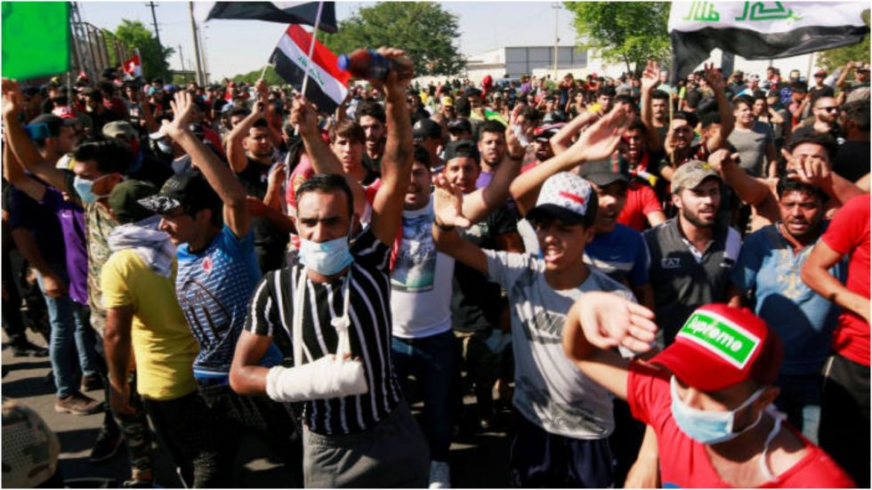Iraq Protests: Death Toll Rises To 60