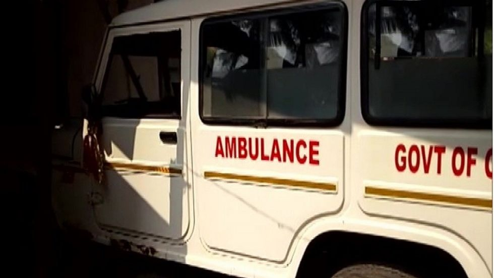 The CDMO claimed that the ambulance had enough fuel.