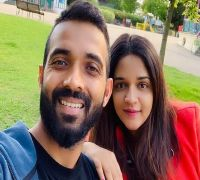 Ajinkya Rahane Becomes Father, Blessed With Baby Daughter