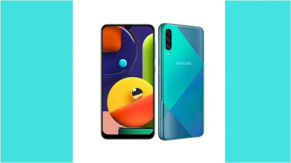 Samsung Galaxy A20s Goes Official In India
