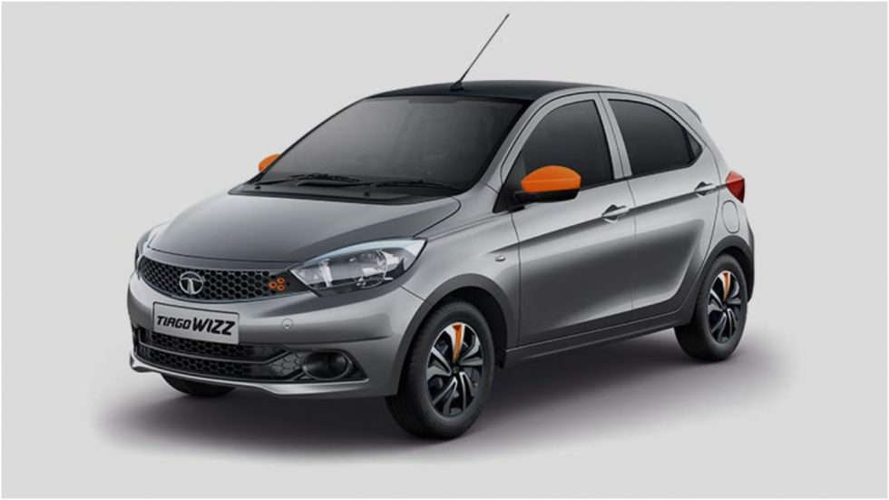 Tata Tiago Wizz Limited Edition Launched