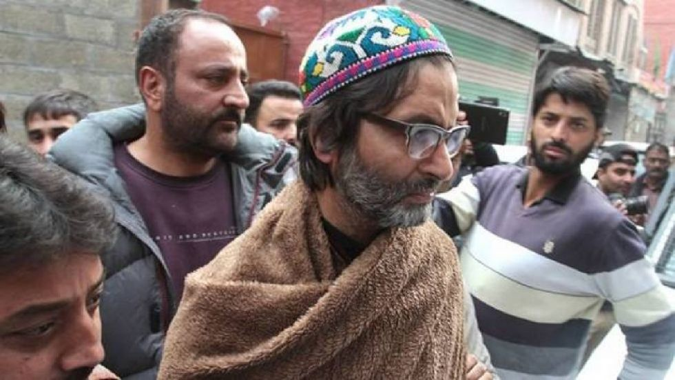 NIA on Friday filed a supplementary charge sheet before a Delhi court against JKLF chief Yasin Malik and four other Kashmiri separatists.