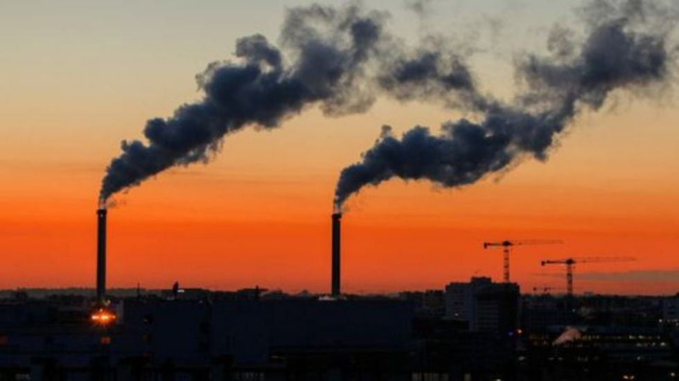 Air Pollution Exposure Linked To Aggressive Behaviour.