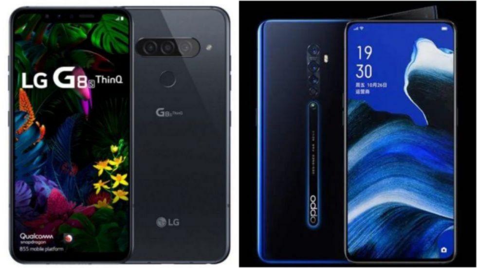 LG G8s ThinQ Vs Oppo Reno 2: Specs, Price COMPARED