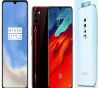 OnePlus 7T Vs Lenovo Z6 Pro Vs Vivo V17 Pro: Specs, Features, Price COMPARED