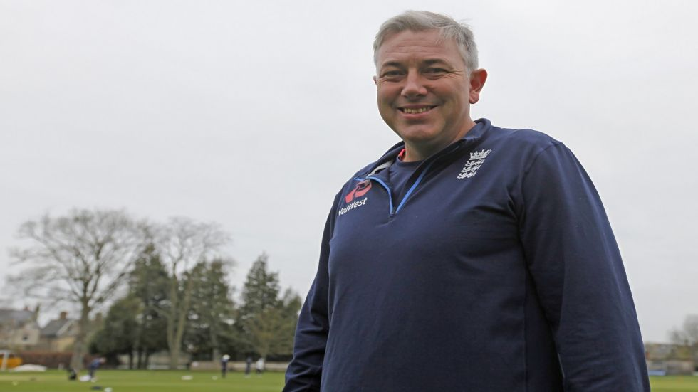 Chris Silverwood was the bowling coach in the England side under Trevor Bayliss and has helped Essex win the County Championship.