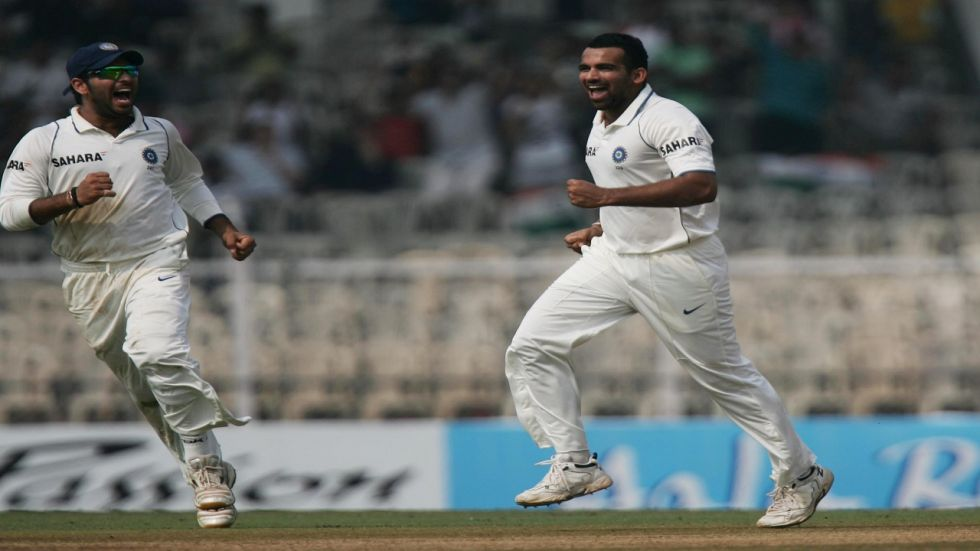Zaheer Khan turns 41 on October 7 and the left-arm pacer is credited to laying the base for India's next generation of pacers.