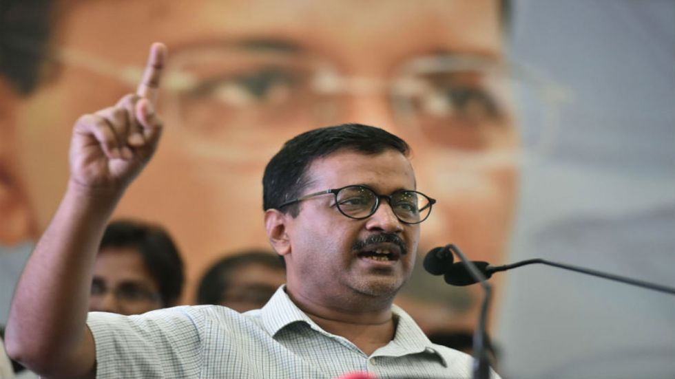 The '10 Hafte 10 Baje 10 Minute' campaign was launched by CM Arvind Kejriwal on September 1.