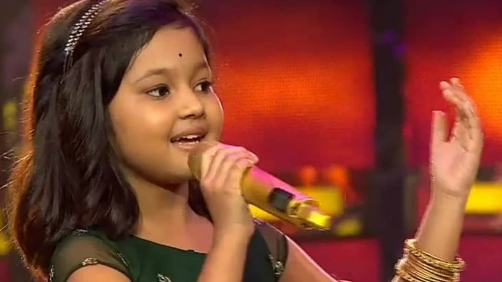 Superstar Singer Winner: Prity Bhattacharjee Bags Trophy.