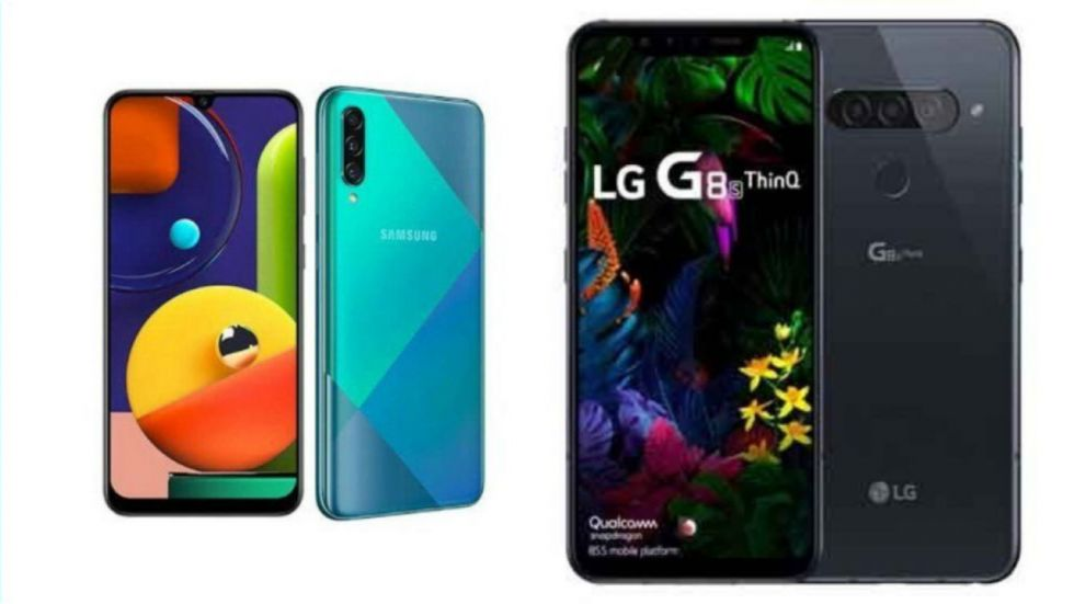 Samsung Galaxy A20s Vs LG Q60: Specs, Features, Price COMPARED