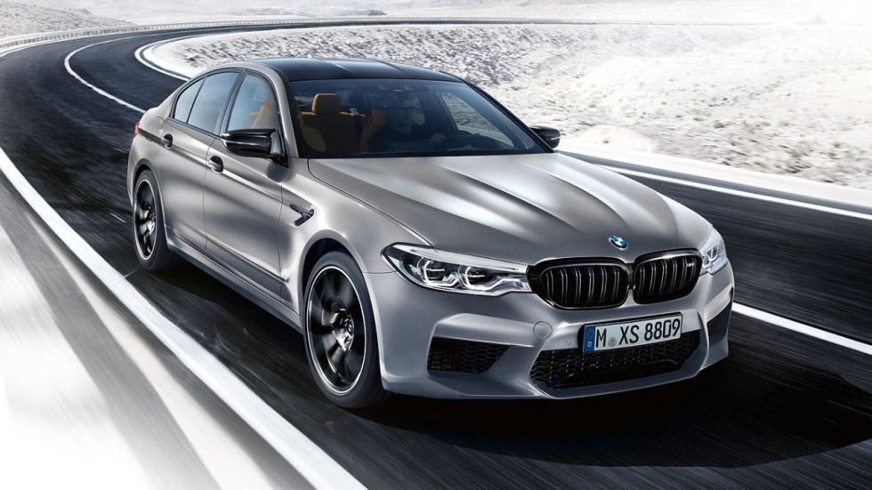 BMW M5 Competition Launched In India
