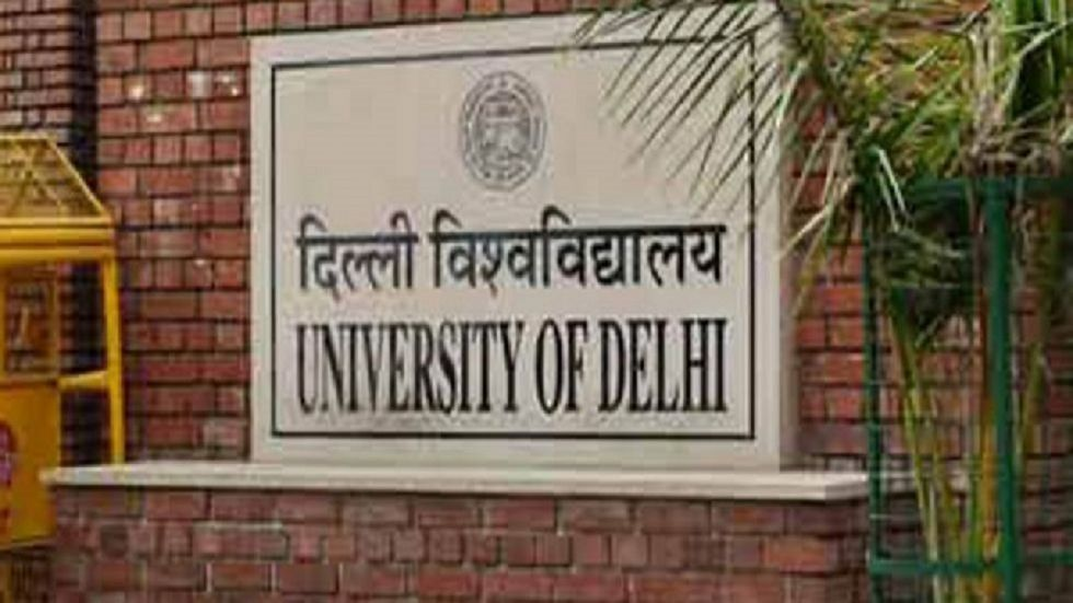 DU Teachers, Students March Against Non-Appointment Of Hindi Department Head