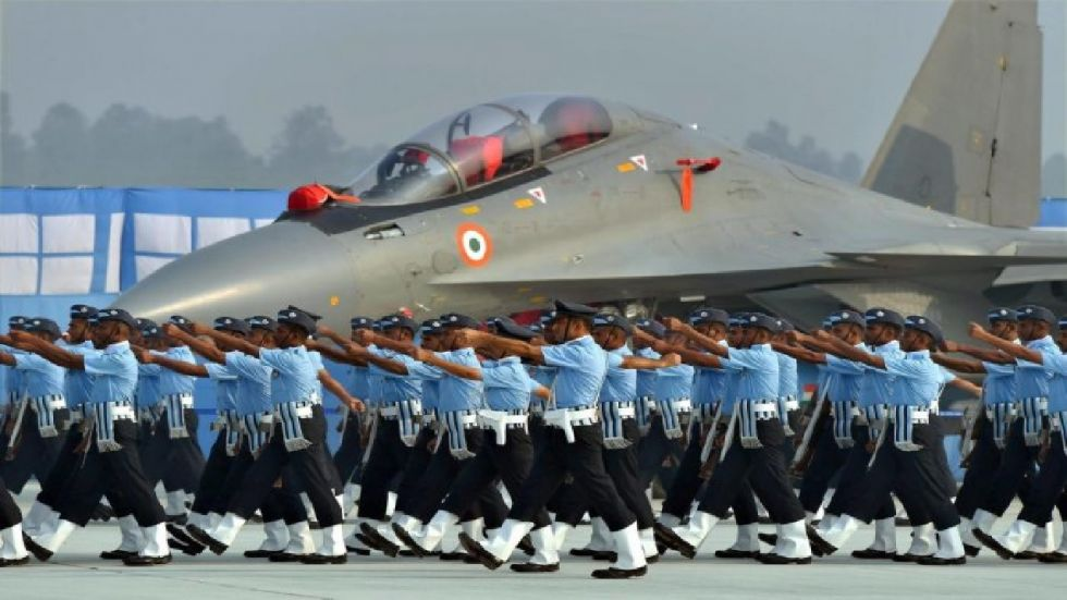 The Indian Air Force is celebrating its 87th anniversary today.