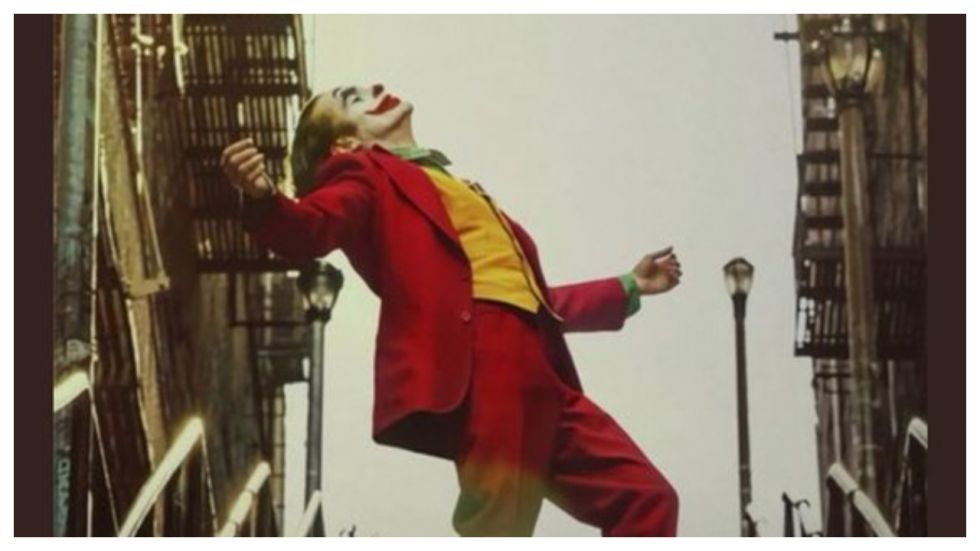 'Joker' Viewers Shocked For Use Of Gary Glitters' song