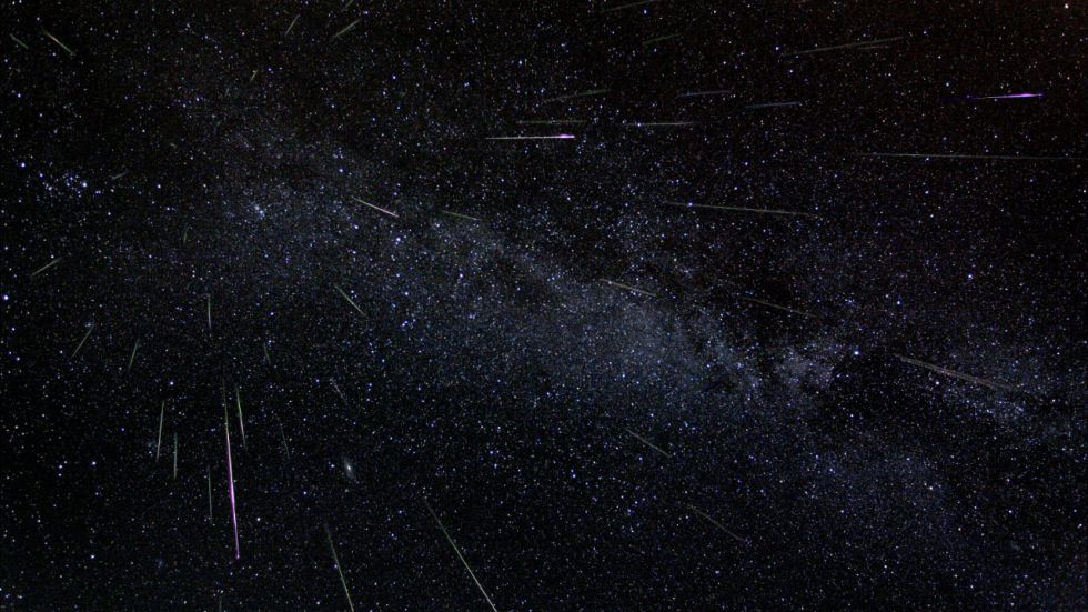 Two Spectacular Meteor Showers Set To Light Up Skies This Week