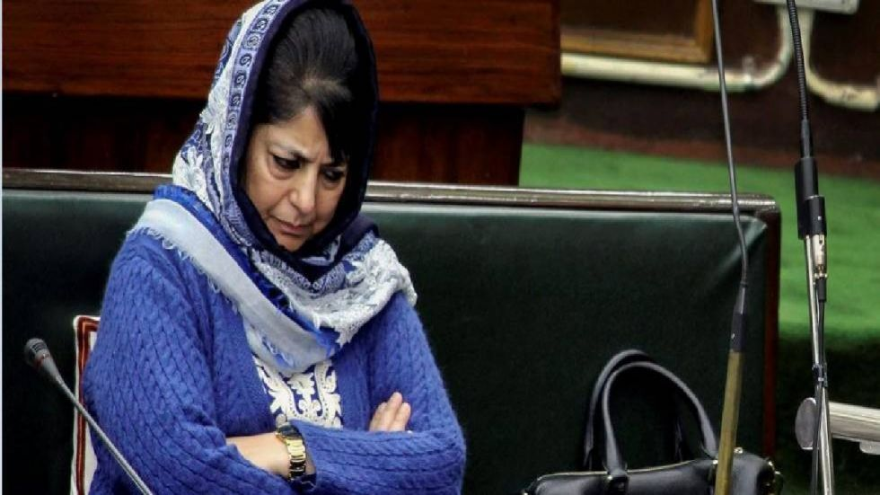 Mehbooba Mufti has refused to meet a delegation of her party members despite J-K Governor Satya Pal Malik granting the permission