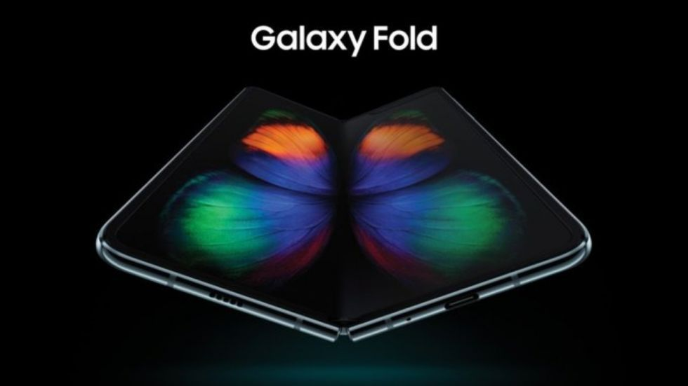 Samsung Galaxy Fold Pre-bookings On October 11