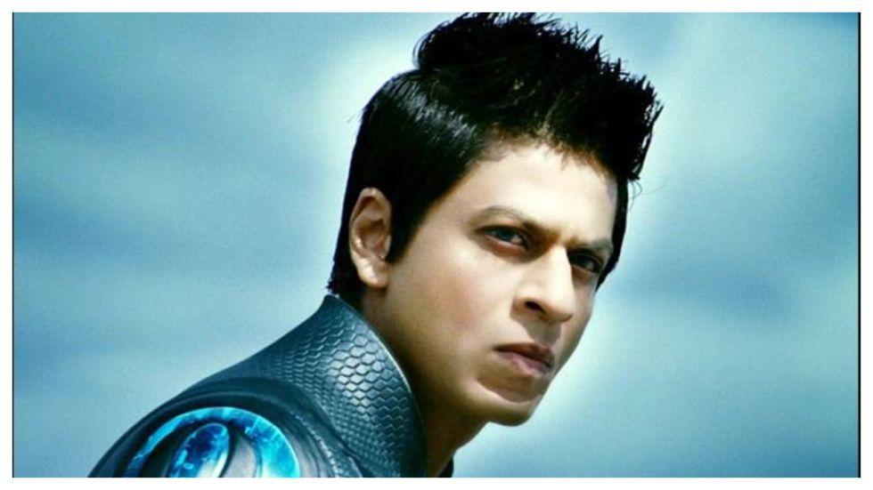 Fan Tells Shah Rukh Khan To Burn Ra.One CD's For Dussehra