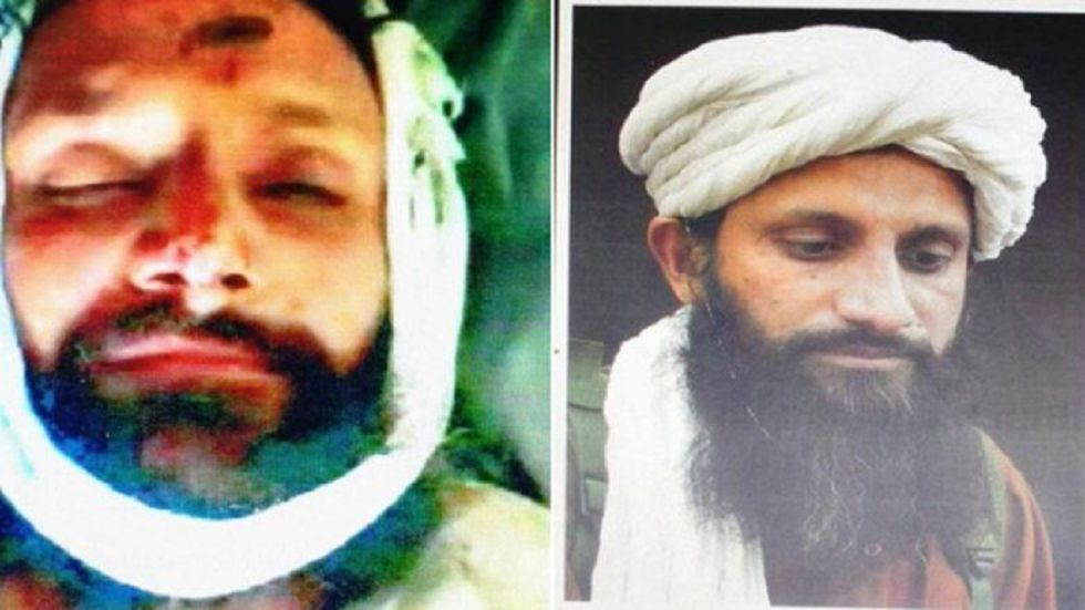 Asim Umar, the chief of the Al-Qaeda in the Indian Subcontinent (AQIS).