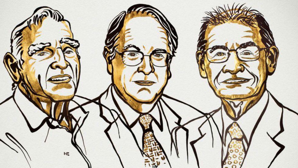 John B Goodenough, M Stanley Whittingham and Akira Yoshino win Nobel Prize in Chemistry