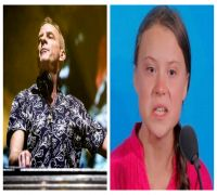 DJ Fatboy Slim Turns Greta Thunberg's UN Speech Into Incredible 'Right Here, Right Now' Mashup, WATCH