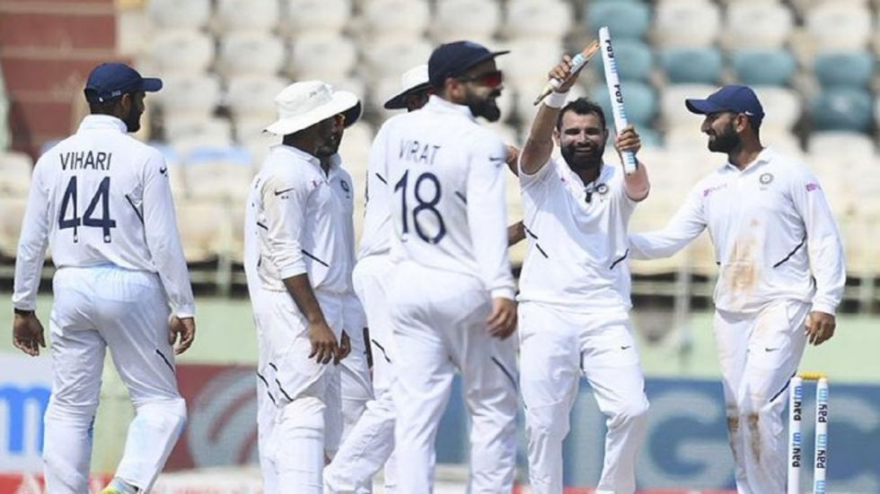 India will be aiming to clinch the series against South Africa ahead of the second Test at the MCA Stadium in Pune.
