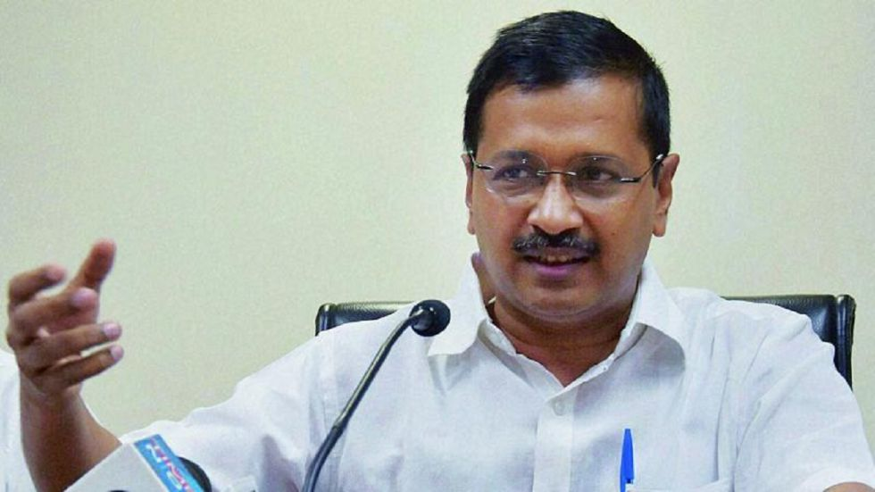 The Delhi government had earlier said that Arvind Kejriwal was scheduled to leave for the C-40 Climate Summit in Copenhagen, Denmark, at 2 pm on Tuesday.
